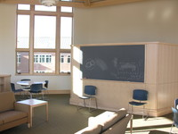 Blackboard in the commons