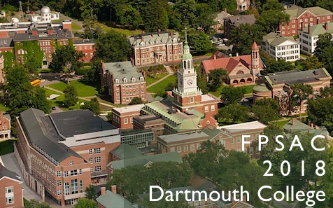 Coming in 2018: the <a href='https://sites.google.com/view/fpsac2018'>The 30th International Conference on Formal Power Series and Algebraic Combinatorics</a>. The Math Department is hosting this conference which will take place July 16-20, 2018.