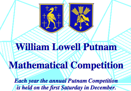 The Dartmouth Putnam team ranked 26th nationally in the prestigious <a href='http://math.scu.edu/putnam'>William Lowell Putnam Mathematical Competition.</a> Congratulations to team members James Drain '17, Jared Duker Lichtman '18, and Dong Won Kang '17!