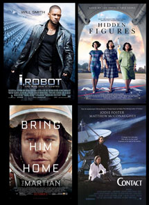What&rsquo;s the science and math behind these films? Professor Dan Rockmore organized the <cite><a href='https://www.vnews.com/Movie-Series-Aims-to-Pique-Student-Interest-in-Science-Math-Tech-20467090'>STEM @ The Nugget</a></cite> series to spark discussion among local school students. Colleagues from Dartmouth's departments of Computer Science, Physics, History, and Earth Sciences will bring their expertise. The films will run on Monday school holidays during this year.