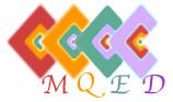 MQED logo